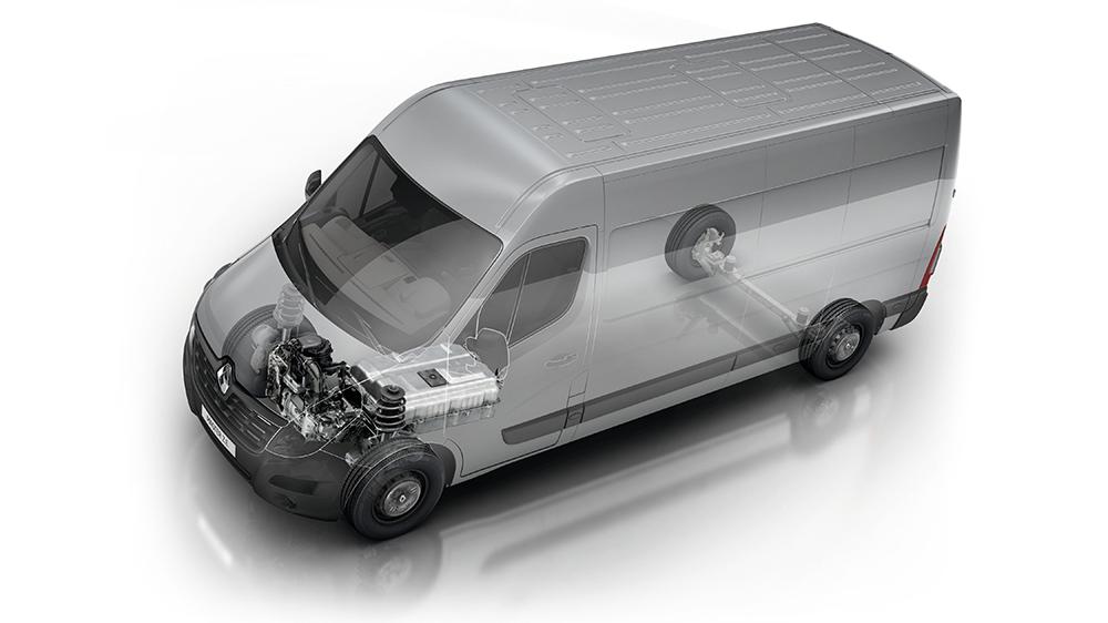Der neue Renault Master Z.E.; Foto: Renault