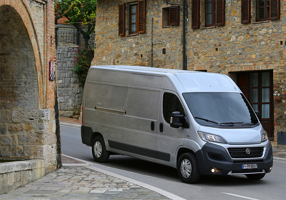 Der Fiat Ducato; Foto: Fiat Professional