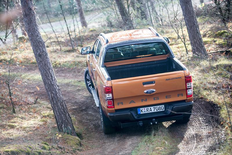 Der neue Ford Ranger; Foto: Ford