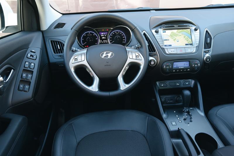 Hyundai ix35 innen