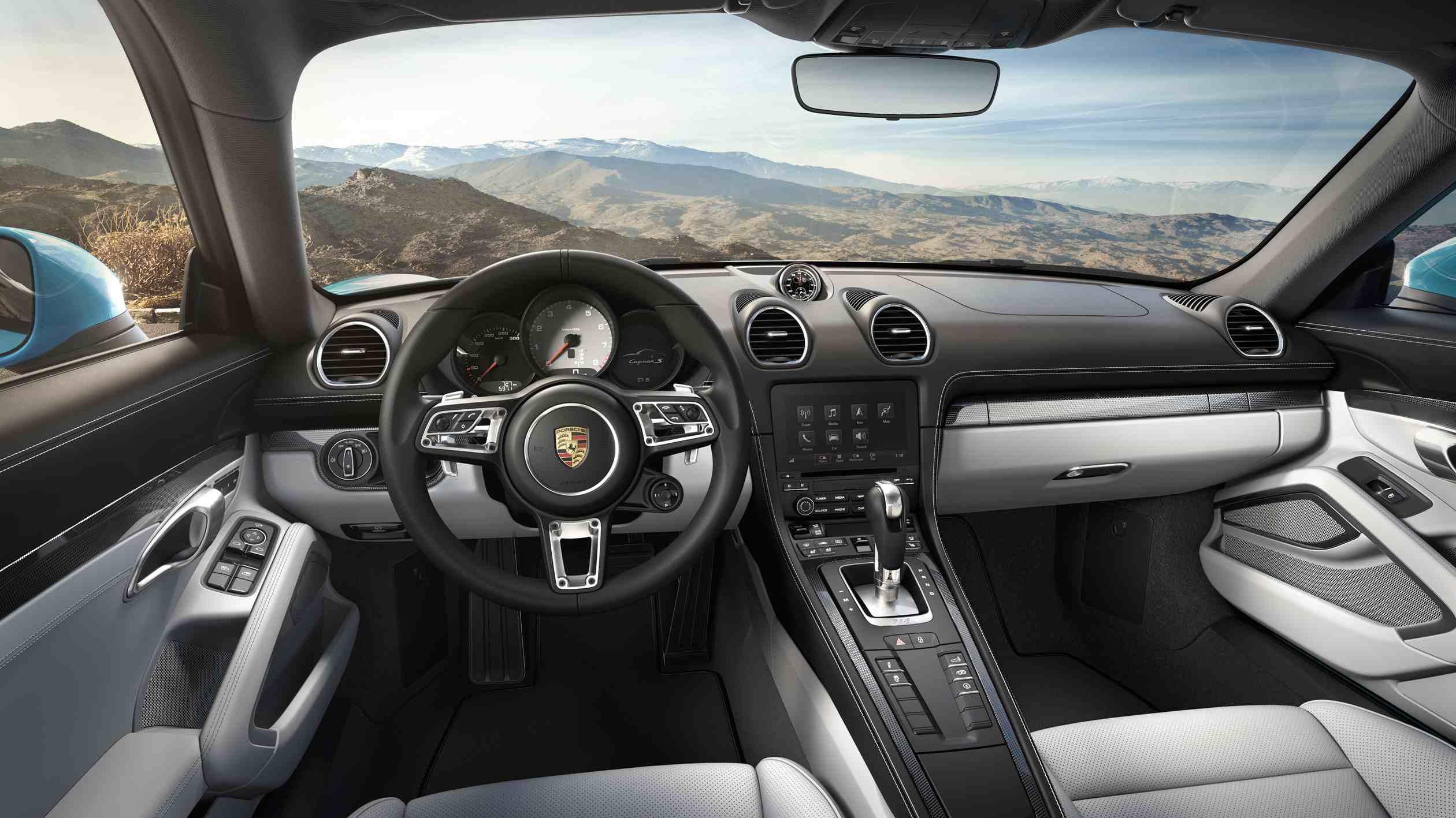 ppe DHB online 20160608 Porsche Cayman 2