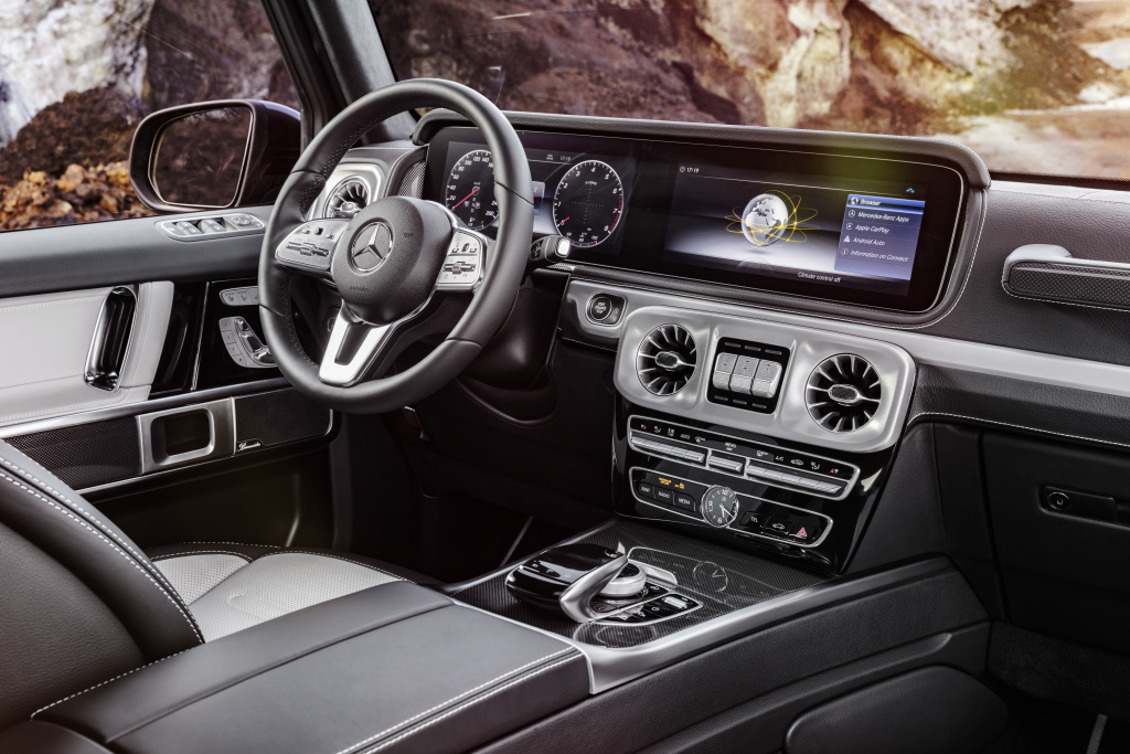 ppe DHB online 20180110 Mercedes Benz G Klasse 2