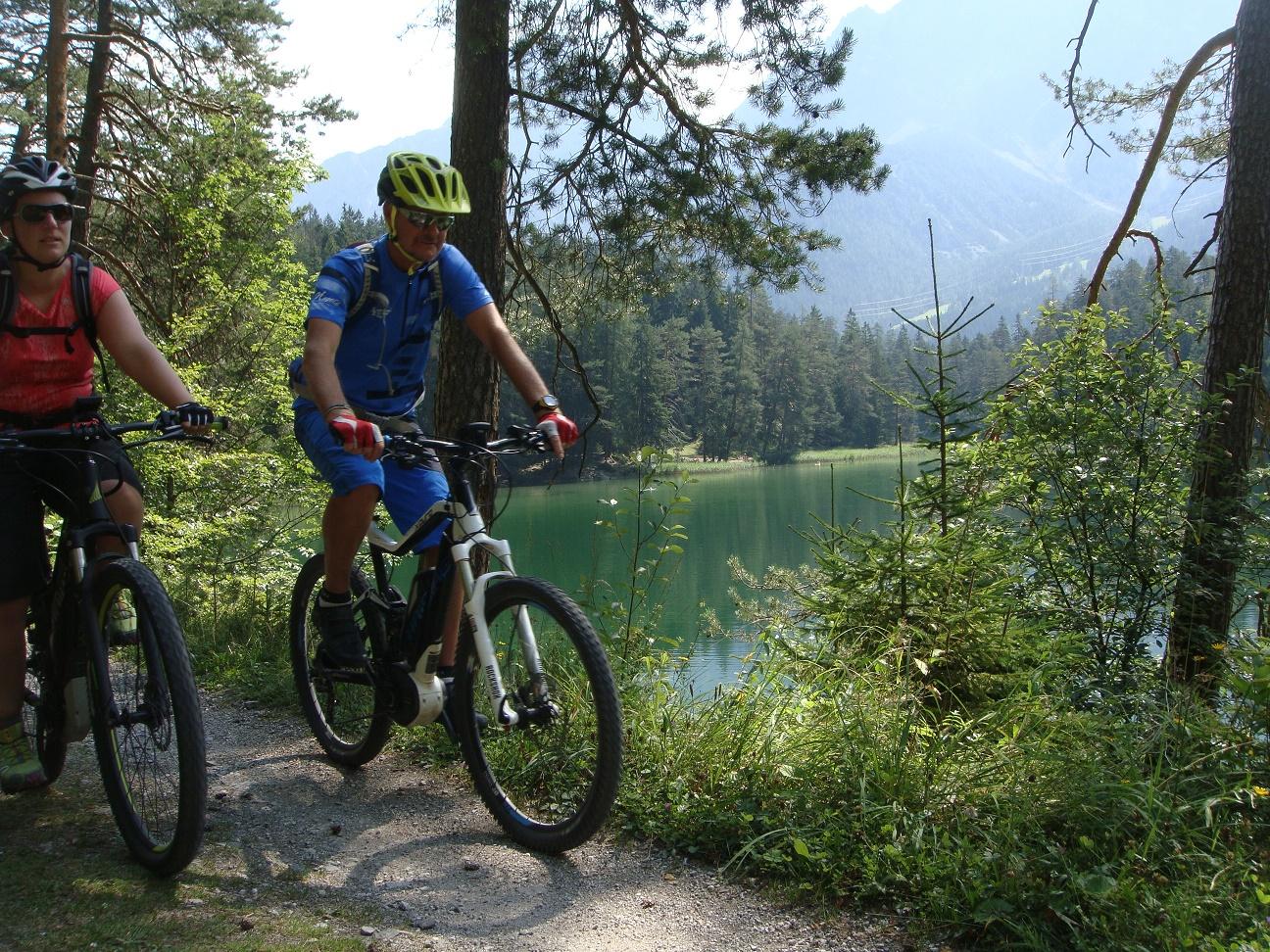 X34 Seen Tour mit E Mountainbike Juergen Ulbrich