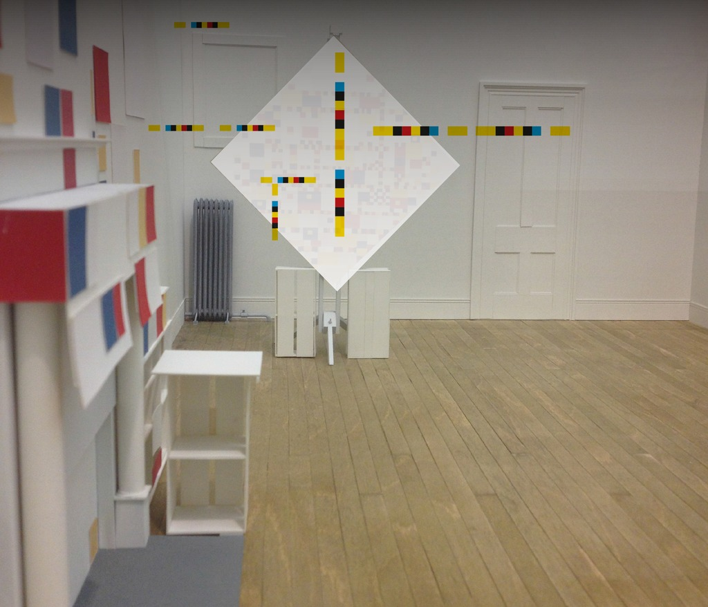 The Mondriaan house New York atelier normal jpg 7183