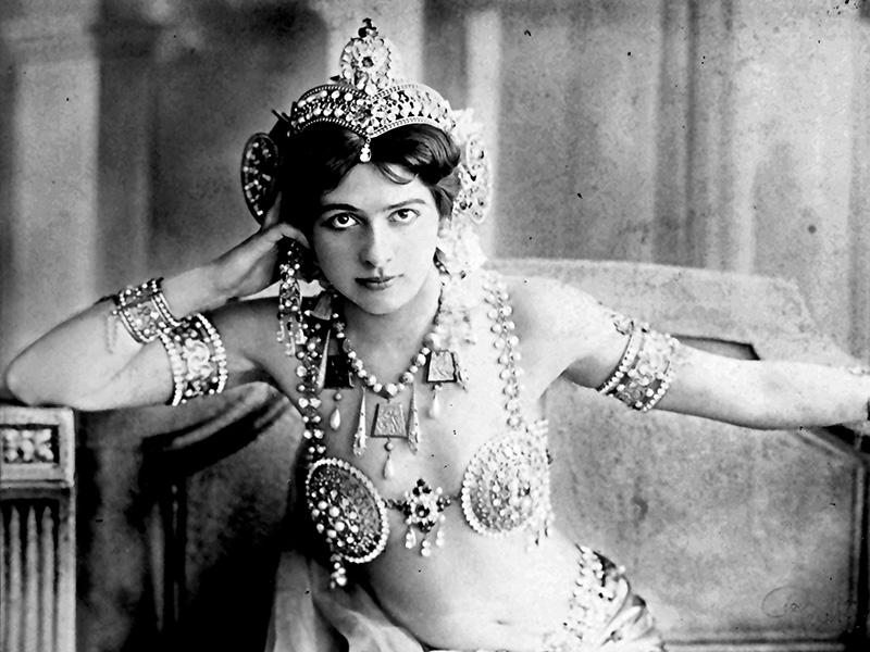 © Mata Hari de mythe en het meisje Coll. Fries Museum project van Leeuwarden Fryslân 2018