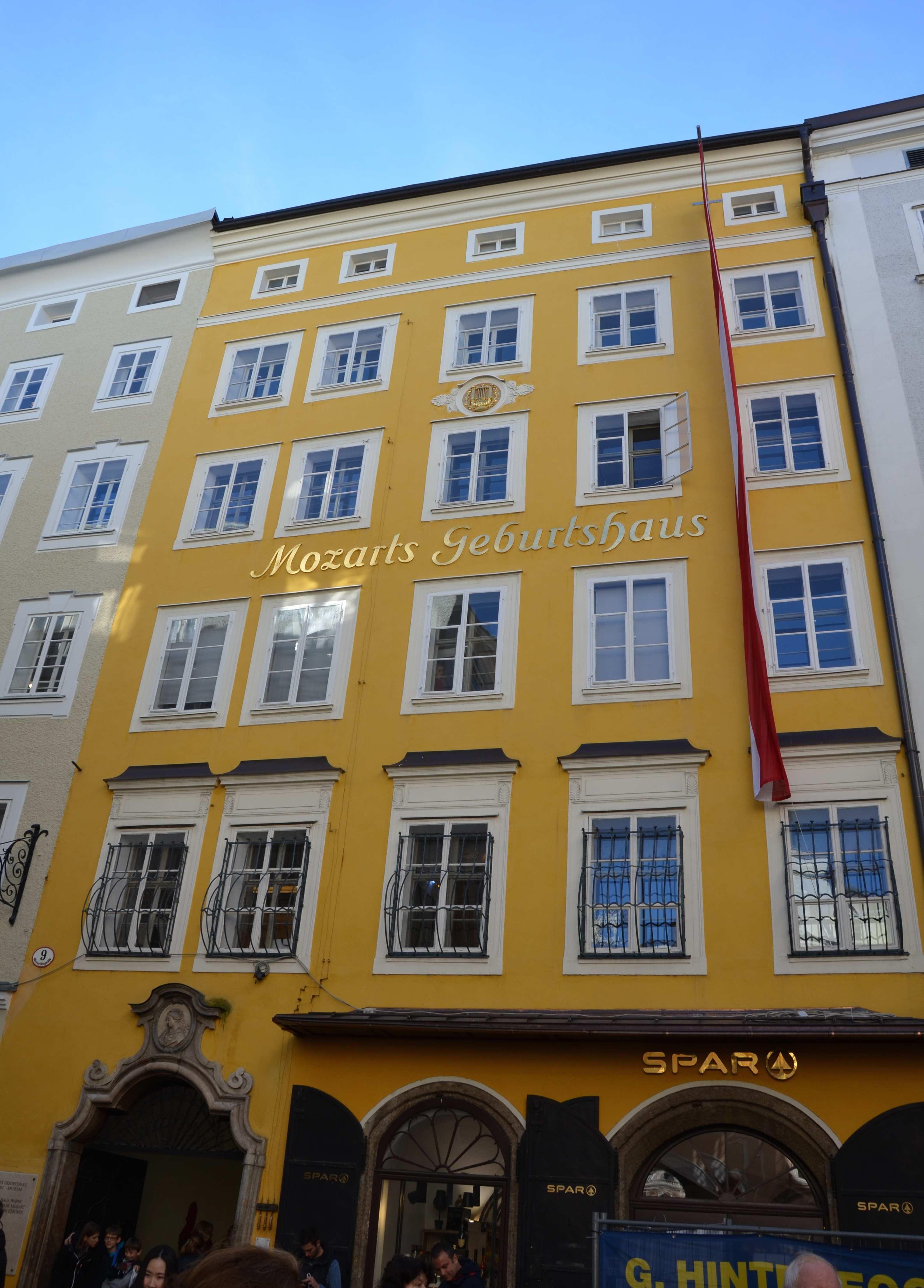 44 Reise Salzburg Mozarthaus jul