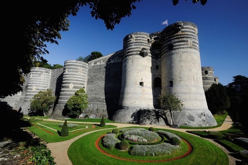 Chateau Angers Jean Sebastien Evrard