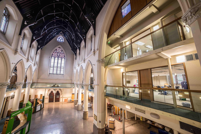 Reise nach Dublin National Design Centre 8