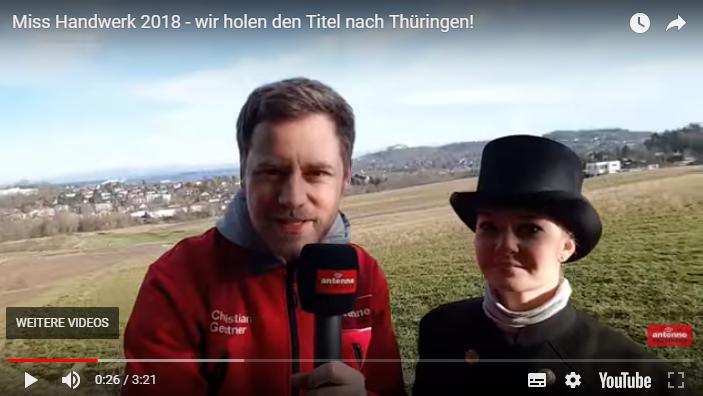 Antenne Thüringen, Februar 2018