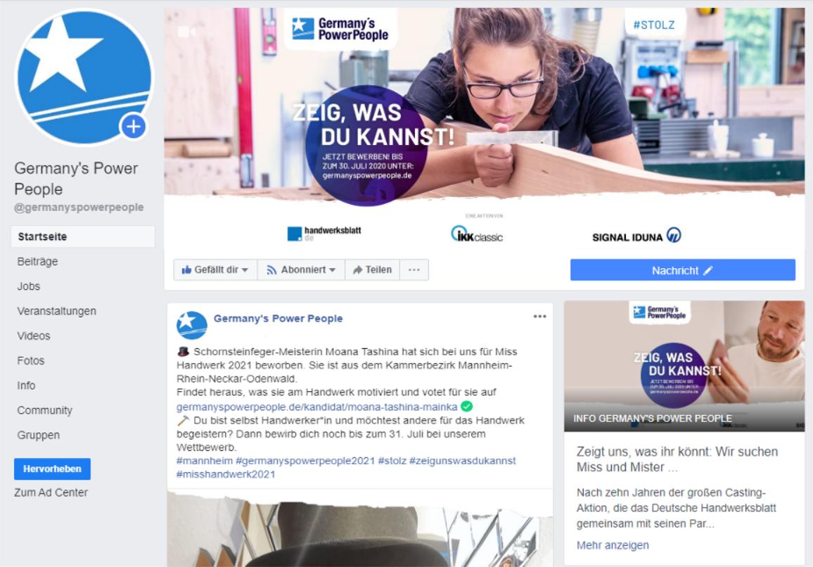 facebook gpp website